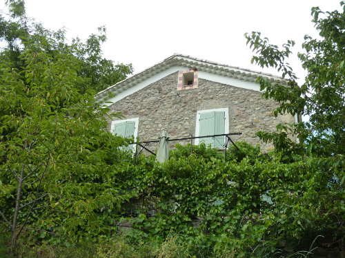 House in Sisteron - Vacation, holiday rental ad # 47285 Picture #1