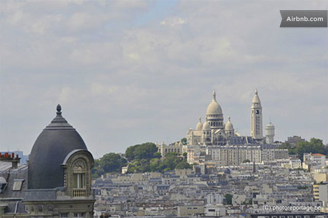 Studio in Paris - Vacation, holiday rental ad # 47295 Picture #14