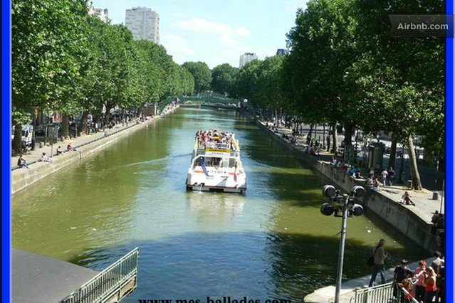 Studio in Paris - Vacation, holiday rental ad # 47295 Picture #15