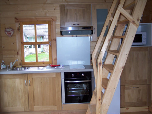 Chalet in Cros - Vacation, holiday rental ad # 47299 Picture #4