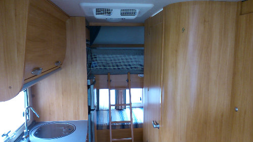 Caravan in Fougeré - Vacation, holiday rental ad # 47301 Picture #5