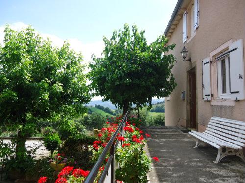 Gite Sermet Broquiès Près De Ville Franche De Panat Et Son Lac Aménagé - 12 personnes - location vacances  n°47305
