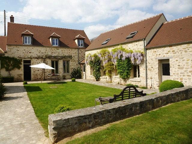Maison Fresnoy-le-luat - 3 personnes - location vacances  n°47309