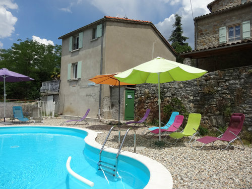 House St Paul Le Jeune - 7 people - holiday home  #47379