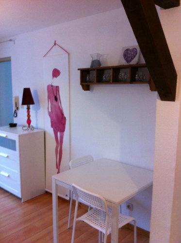 Appartement Strasbourg Bischheim - 2 personnes - location vacances  n°47382
