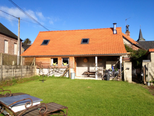Huis Cuverville Sur Yeres - 5 personen - Vakantiewoning  no 47402
