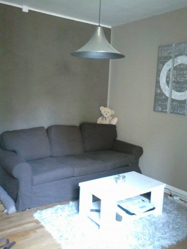 Flat in LE MANS - Vacation, holiday rental ad # 47425 Picture #0