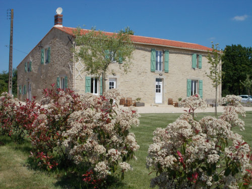 Gite Fougeré - 4 people - holiday home  #47484