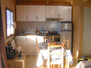 Chalet in le collet d'allevard - Vacation, holiday rental ad # 47520 Picture #1