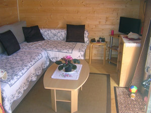 Chalet in le collet d'allevard - Vacation, holiday rental ad # 47520 Picture #2