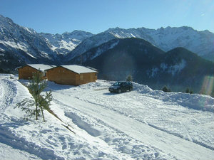 Chalet 4 people Le Collet D'allevard - holiday home  #47520
