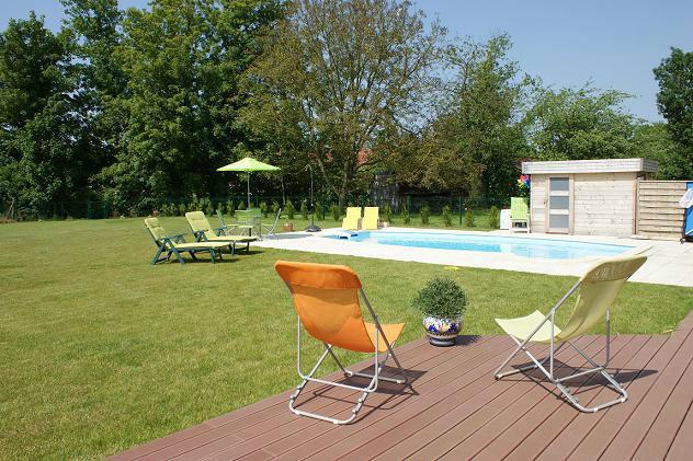 Gite Saint-riquier - 4 personnes - location vacances  n°47546