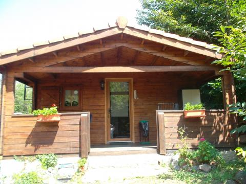 Chalet Casteil - 2 people - holiday home  #47548