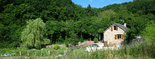 Gite in Blanot - Vacation, holiday rental ad # 47577 Picture #1