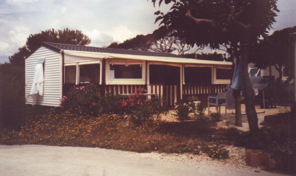 Mobil-home Bauduen - 4 personnes - location vacances  n°47578
