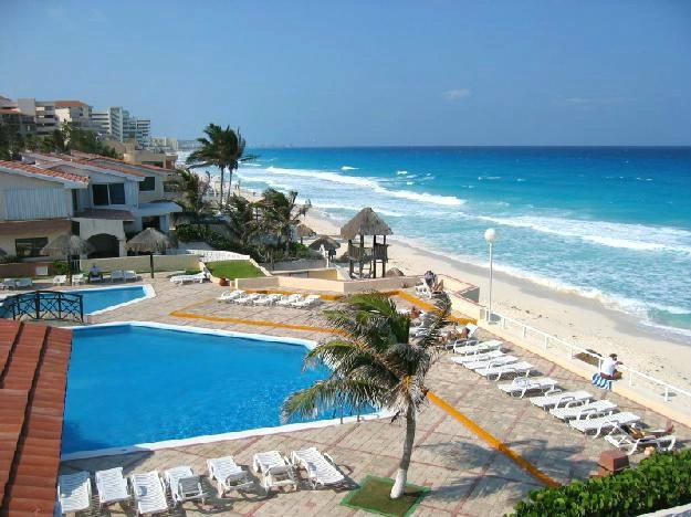 Appartement à Cancun pour  6 •   parking privé
