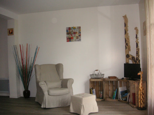 Flat in Ballan-Miré - Vacation, holiday rental ad # 47656 Picture #1