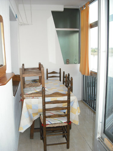 Flat in Rosas - Vacation, holiday rental ad # 47686 Picture #3
