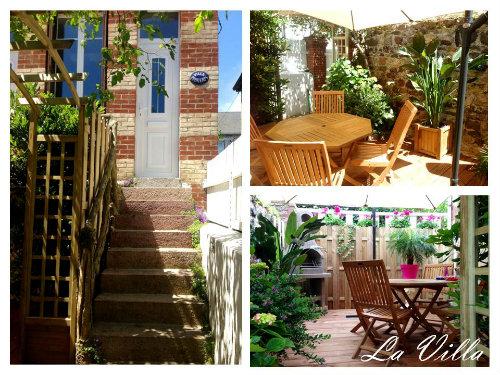 Huis 5 personen Donville Les Bains - Vakantiewoning  no 47707