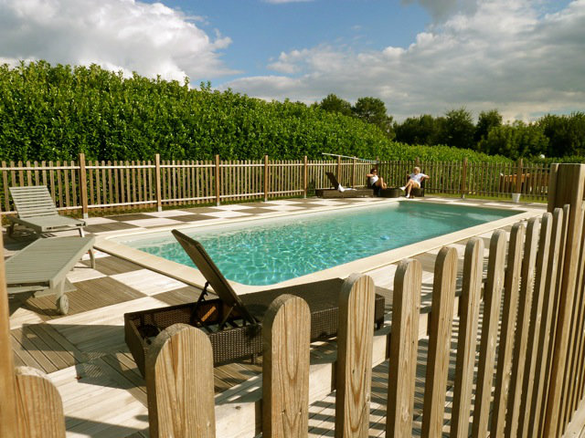 Gite in Minzac for   8 •   with private pool