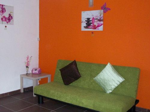 Gite Capesterre Belle Eau - 6 personnes - location vacances  n°47774