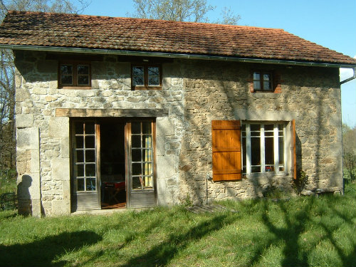 Huis Fayet-le-château - 4 personen - Vakantiewoning  no 47802