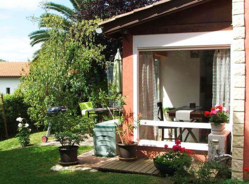 Maison Saint-jean-de-luz - 3 personnes - location vacances  n°47818