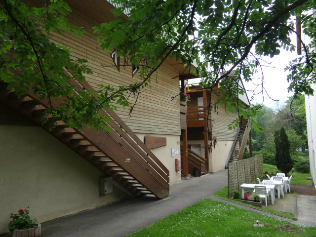 Studio Amneville Les Thermes - 2 people - holiday home  #47819