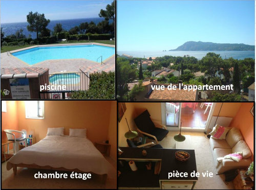 Flat in Saint Mandrier sur mer  - Vacation, holiday rental ad # 47821 Picture #4