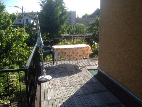 Flat in Thonon - Vacation, holiday rental ad # 47830 Picture #1
