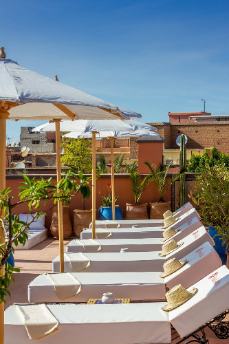 House 20 people Marrakech - holiday home  #47857