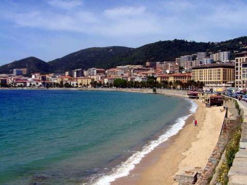 Flat 4 people Ajaccio - holiday home  #47861