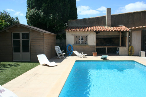 House in Sete - Vacation, holiday rental ad # 47877 Picture #1