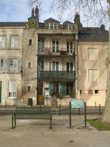 Maison orl ans louer pour 5 personnes location n 47899 for Linge de maison orleans