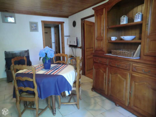 Flat in Saint pee sur nivelle - Vacation, holiday rental ad # 47904 Picture #0