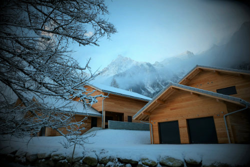 Les Houches - 7 people - holiday home  #47919