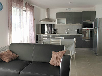 Appartement Moriani Plage - 4 personen - Vakantiewoning  no 47939
