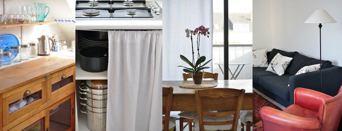 Appartement La Trinité-sur-mer - 5 personnes - location vacances  n°47953