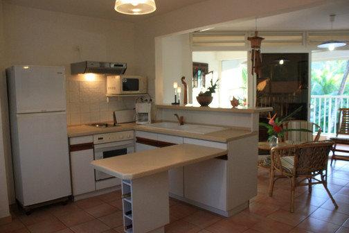 Appartement 4 personnes Trois Ilets - location vacances  n°47979