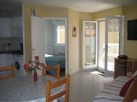 Flat in Sables d\'olonne for   4 •   with terrace