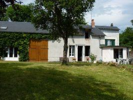 Maison Moux En Morvan - 4 personnes - location vacances  n°47528