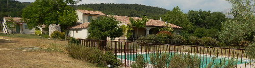 Casa rural 4 personas Le Tholonet - alquiler n°48016