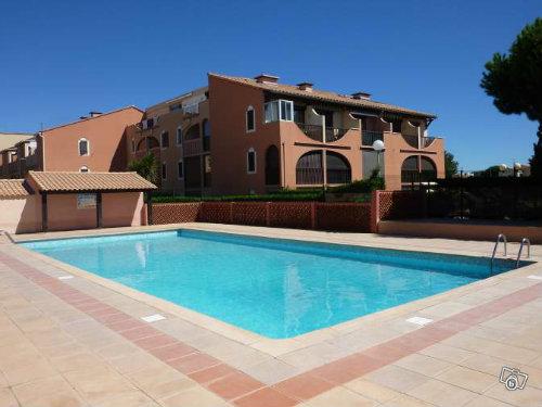 Appartement Canet En Roussillon - 5 personnes - location vacances  n°48020
