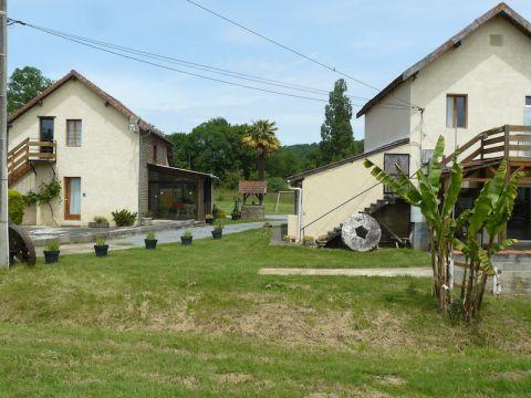 Gite Lespielle - 7 personnes - location vacances  n°48032
