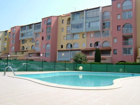Flat Le Cap D Agde - 6 people - holiday home  #48034