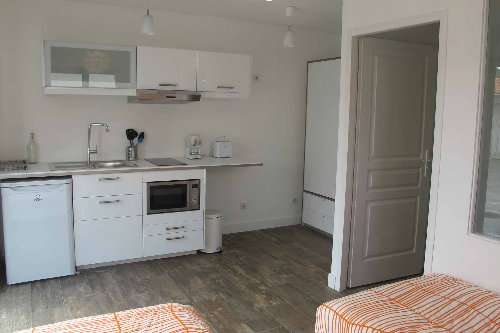 Studio in Biarritz - Vacation, holiday rental ad # 48042 Picture #1
