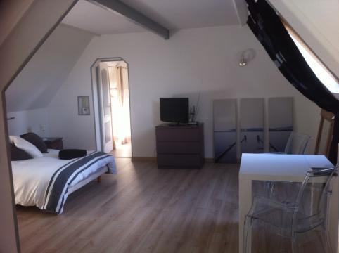 Estouteville-ecalles -    2 chambres