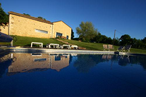 Maison Bourrou - 10 personnes - location vacances  n°48065