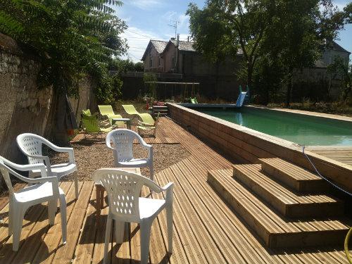 Gite La Ménitré - 13 people - holiday home  #48075