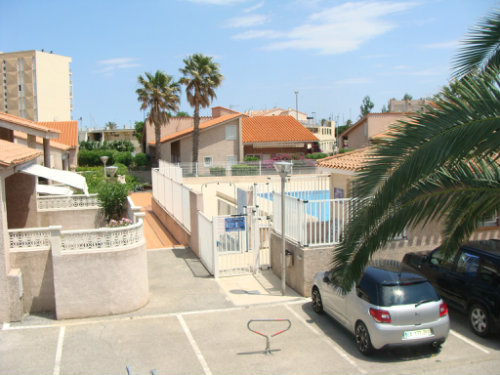 Flat in Saint-Cyprien Plage - Vacation, holiday rental ad # 48108 Picture #1